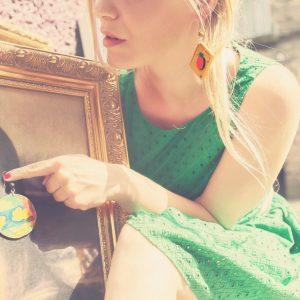 WUden - wooden earrings special offer