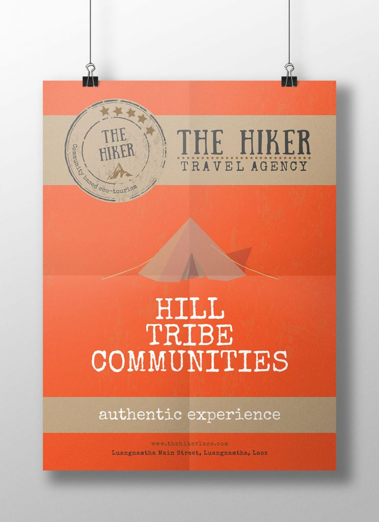 The Hiker - Hill Tribe Communities
