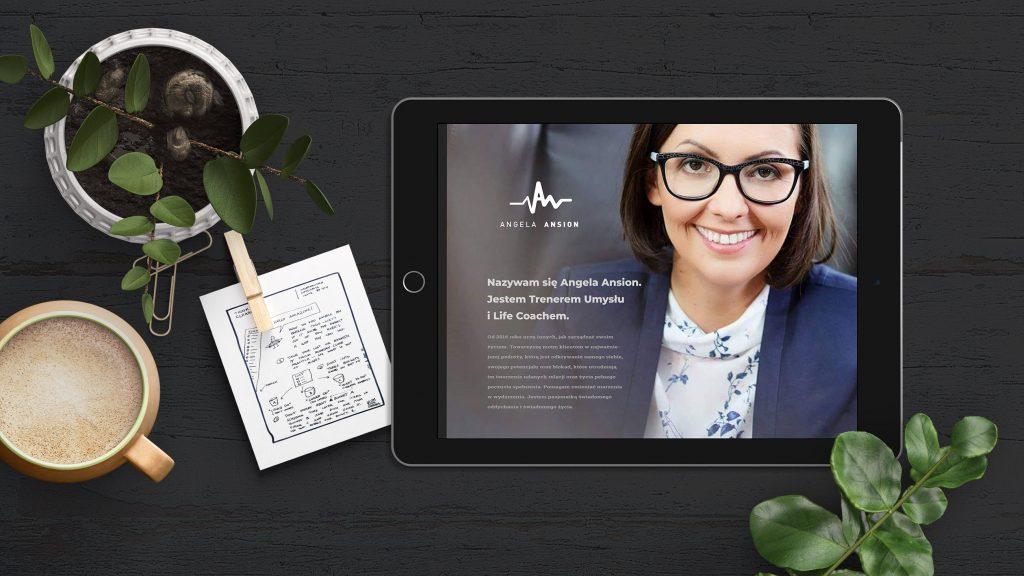 Angela Ansion - Tablet
