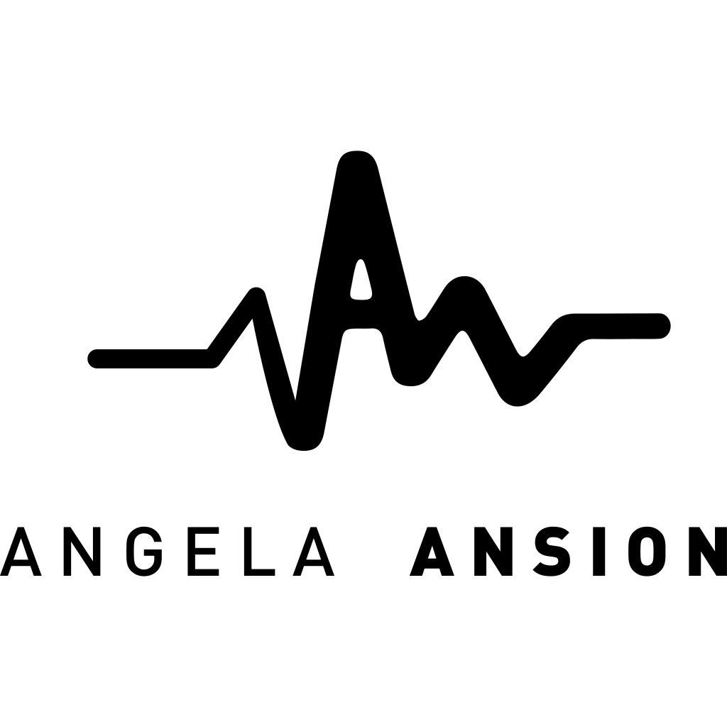 Angela Ansion Logo Black