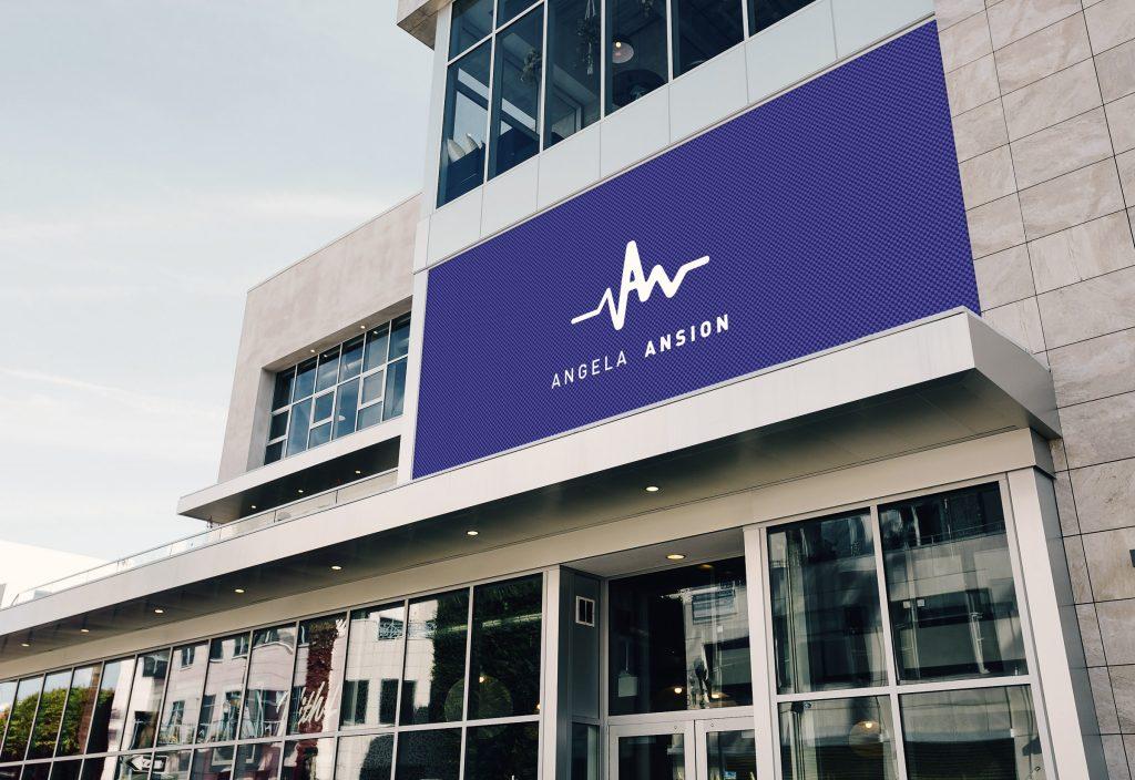 Angela Ansion - Logo Visualisation