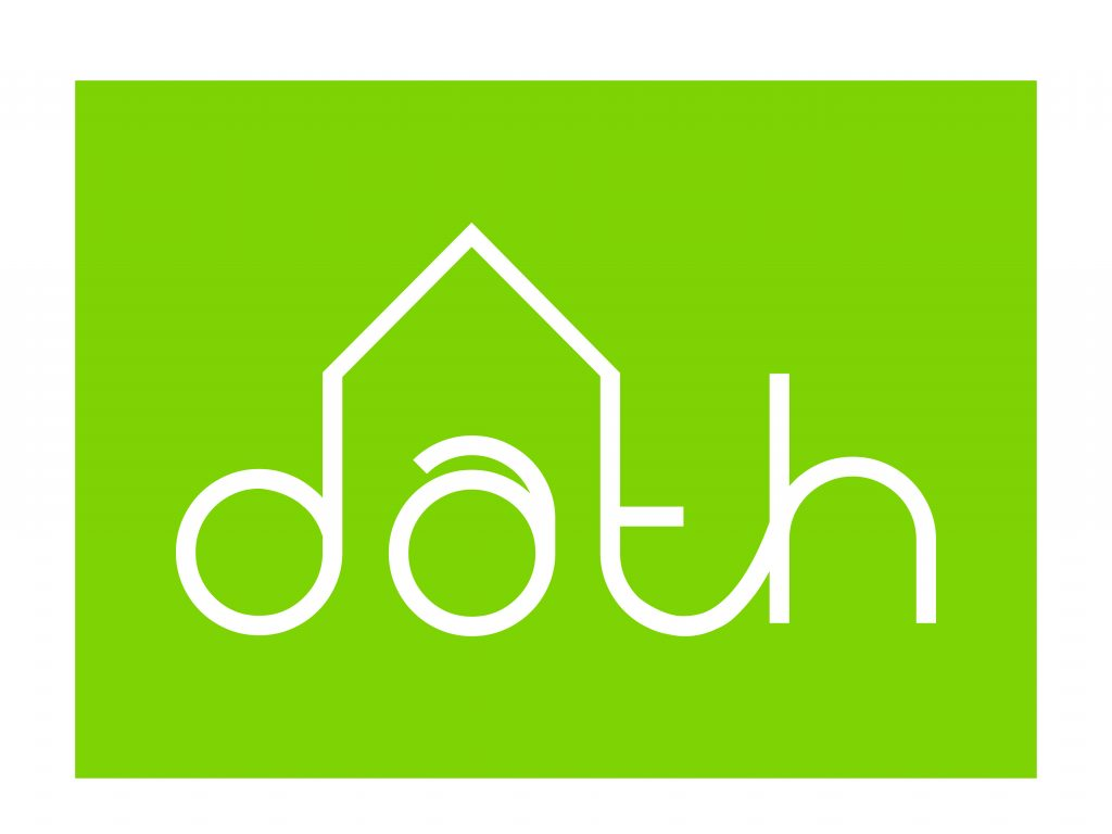 Dath logotype green