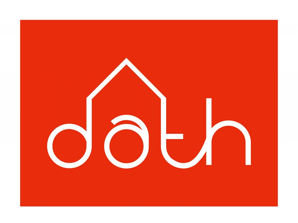 Dath logotype red