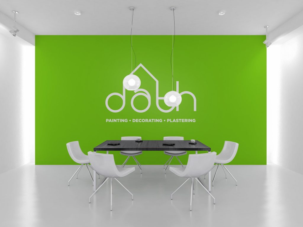 Dath Logo - Wall Visualisation
