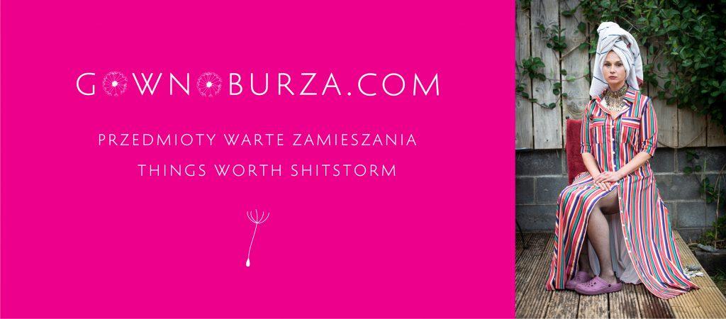 Gownoburza - Facebook Cover