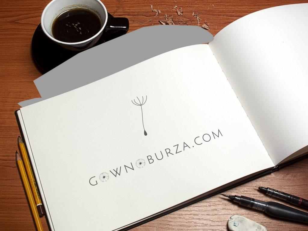 Gownoburza Logo Design