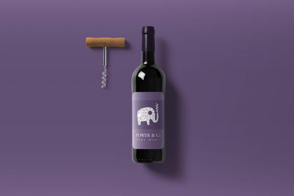Power & Co Fine Wines - Bottle